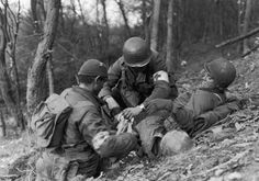 Tending to the wounded in the Ardennes. While the Allied forces triumphed, victory came at a heavy price, with nearly 20,000 Americans killed and tens of thousands more wounded, missing, or captured. For American forces, the Bulge was the single bloodiest battle of World War II.