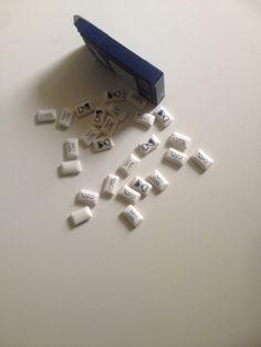 Trop cool la marque du temps Chewing Gum, Convenience Store, Convinience Store, Bubble Gum, Gumball