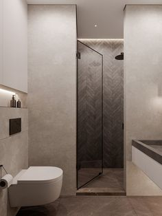 Every bathroom remodel starts with a style concept. From full master bathroom renovations, smaller sized guest bathroom remodels, and bathroom remodels of all sizes. Simple Bathroom Designs, Modern Bathroom Design, Bathroom Interior Design, Home Interior, Toilet And Bathroom Design, Modern Design, Washroom Design, Urban Design, Interior Ideas