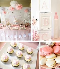 Rocking Horse Baby Shower with Really Cute Ideas via Kara's Party Ideas KarasPartyIdeas.com.
