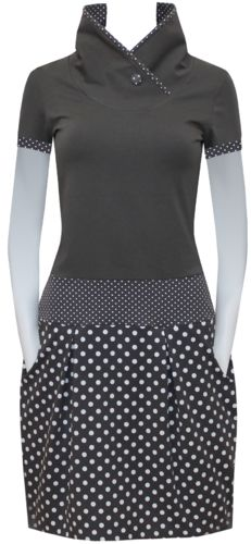 dots allover Kleid Leila dots allover Kleid Leila The post dots allover Kleid Leila appeared first on Kleider Sommer. Belted Shirt Dress, The Dress, Leila, Outfits For Teens, Plus Size Dresses, Clothes, Pattern Skirt, Fashion, Vestidos