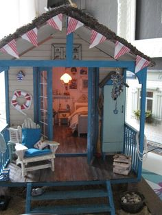 Love this beach hut