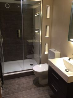 Tired compact master bathroom into lovely new room with Japanese