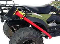 All Rite ATV Rack Rider Striking Tool Carrier