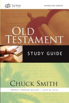 Old Testament Study Guide (Old and New Testament Study Guides Book 1) - Kindle edition by Chuck Smith. Religion & Spirituality Kindle eBooks @ Amazon.com.