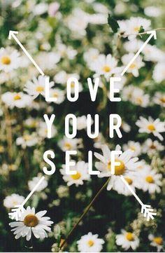 Amate a ti mismo!