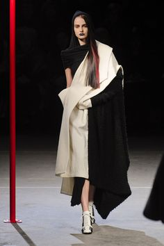 yohji Yamamoto runway - Google Search