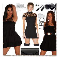 """ShopAA"" by fatimka-becirovic ❤ liked on Polyvore featuring Bobbi Brown Cosmetics, Chanel and Balenciaga"