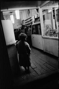 Sergio Larrain CHILE. Valparaiso. 1992.