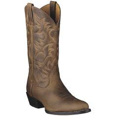 "Ariat Men's Heritage 13"" Western Boots, Size: 11.0MEDIUM, Brown"
