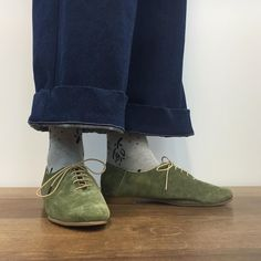 pig suede dance shoes #poudoudou #pdd16aw