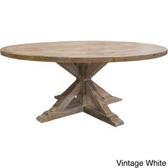 The La Phillippe dining table is made with 80 year old recycled Douglas Fir hardwood sourced from Northern California. The beauty and natural color of the wood accentuate the tongue and groove construction showcased in this table. This beautiful reclaimed wood dining table is sure to stand out in your home and be admired by your guests. This table is available in white, gray and chestnut trims, allowing you to choose the right one for your decor and desired look in your dining area.