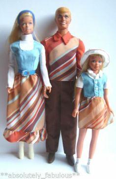 Vntge Europe Strandspass Skipper Europe Malibu Ken Barbie Matching Best Buy | eBay