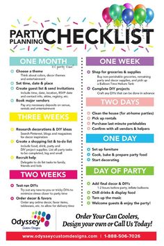 Kids Birthday Party Checklist Pinterest Birthdays Birthday - Best of birthday cheque template scheme