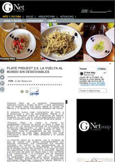 """#ProyectoPlato explicó su propuesta en """"Gnet the Urban Guide"""" ¡Gracias! @gnetmap"""