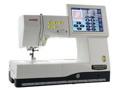 Memory Craft 11000 SE Embroidery, sewing & quilting machine. I love this so much I have 2 !