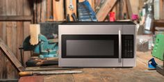 How to Safely Take Apart a Microwave and What to Do With the Parts #DIY #tech