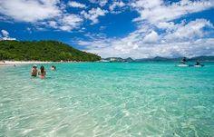 Ilha do Campeche Florianópolis SC