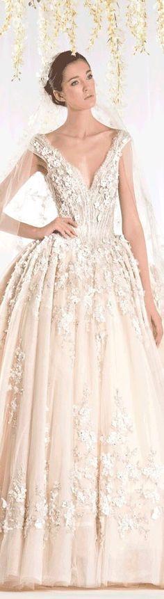Ziad Nakad bridal collection 2015