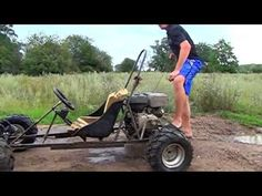 Offroad Buggy Project - YouTube