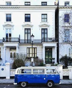 Notting Hil, London
