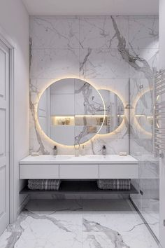 Repair in this LCD Park Avenue 2 Repair in this … – diy bathroom decor Bad Inspiration, Bathroom Inspiration, Bathroom Inspo, Bathroom Ideas, 1920s Interior Design, Modern Interior, Bathroom Design Luxury, Marble Wall, Cheap Home Decor