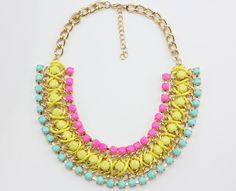 statement necklace love this!