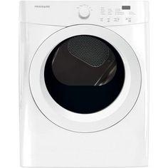 Frigidaire 7 cu. ft. Gas Dryer