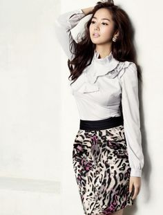 PARK MIN YOUNG ДЛЯ COMPAGNA