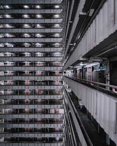 What do you do with your spare time? I hang out in public housing estates. by vdubl Council Estate, Social Housing, Urban Architecture, Urban City, Dark Fantasy Art, Retro Futurism, Urban Photography, Brutalist, City Lights
