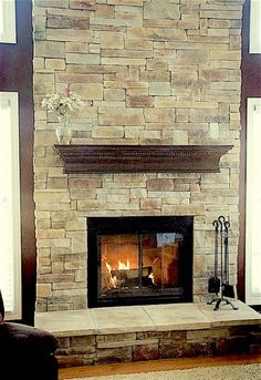 i need help for my ugly stone fireplace can i paint it fireplace ideasupdate