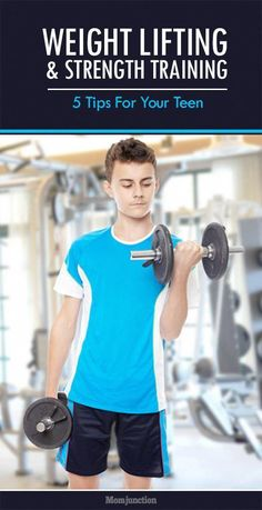 Weight Training for 13-Year-Old Boys | kids | 13 year old