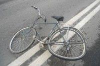 В Курчатовском районе произошло ДТП с велосипедистом