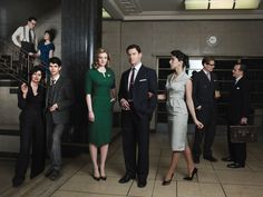 The Hour. There's the intrigue and style of a Sunday-night news show in Cold War–era London; Romola Garai playing a Hildy Johnson–type news producer; and Dominic West as a wealthy, charmingly caddish anchorman. Plus the MI6, and gorgeous sets and costumes that have earned it well-meaning if misguided comparisons to Mad Men.—Susan Gordon, Vogue.com Copy Editor - Photo: Courtesy of © BBC Worldwide