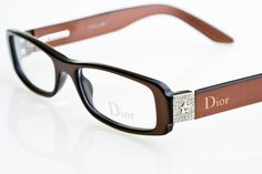 Dior designer women's eyeglasses are available at Stanton Optical.