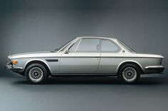 BMW 3.0 CSi   I would drive this every day - for the rest of my life - and I would be absolutely content. And it is probably the only one of the 5 or so vehicles I can say this about with complete confidence that I will EVER be able to even REMOTELY afford.