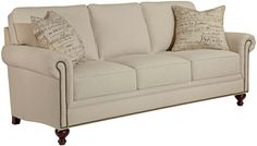 Harrison Casual Style Sofa  by Broyhill Furniture