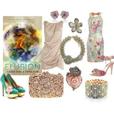 Elusion {by Claudia Gabel and Cheryl Klam} outfit