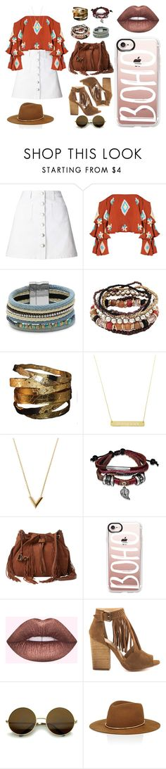 """""""Desert Photo Shoot"""" by elizz-denne ❤ liked on Polyvore featuring Miss Selfridge, Mochi, Design Lab, Louis Vuitton, Bling Jewelry, Diane Von Furstenberg, Casetify, Lime Crime, Chinese Laundry and Janessa Leone"""