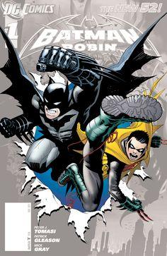 d0a568af8dc BATMAN AND ROBIN  0 (standalone) Batman Comic Art