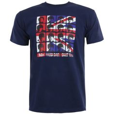 The Beatles Hard Day's Night T Shirt (Blue)