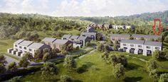 (28) FINN – Nærsnes - Trinn 2 - 5-roms enderekkehus med stor, solrik hage. Antatt ferdig 3. kvartal 2016. 2 bad. Carport og biloppstillingsplass.