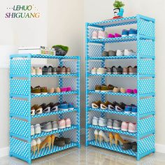 "Universe of goods - Buy ""Simple Multi Layer Shoe rack Nonwovens Easy Assemble Storage Shelf Shoe cabinet fashion bookshelf Living Room Furniture"" for only USD. Cheap Shoe Rack, Best Shoe Rack, Shoe Racks, Diy Baby Gate, Baby Gates, Diy Storage, Storage Shelves, Living Room Furniture, Home Furniture"