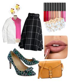 Untitled #8 by lobstermomma on Polyvore featuring polyvore, fashion, style, J.Crew, Chicwish, Charlotte Russe, NARS Cosmetics and clothing