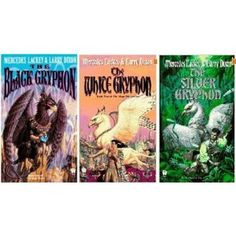 The Black Gryphon series by Mercedes Lackey and Larry Dixon