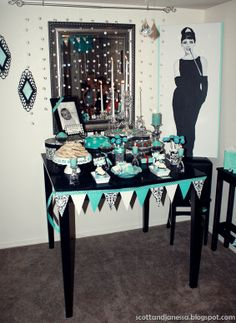 What I'd like my 30th birthday party to be inspired by...
