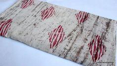 10 Yard Indian Hand Block Print 100% cotton Dabu Print Fabric 013 #Handmade