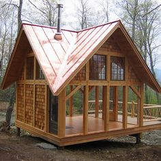 Backyard Structures - Your Very Own Architectural Opuscule