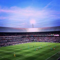 De Kuip 11-05-'15 Feyenoord-Vitesse