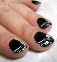Konad Nail Stamping Manicure using Plate M80  https://www.facebook.com/konadnailartsystem?ref=hl